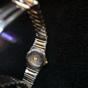 Omega Jewelry - Omega Constellation w/ Diamond Bezel